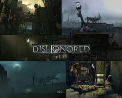 Dishonored WP Dark times by Sicilium