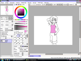 More Sai fail WIP... by Rozz-a