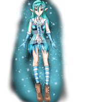 Icy Senshi Adopt Auction ..::CLOSED..:: by Sir-Frog