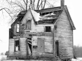 Home from the Past by JLMARTINMMXIV