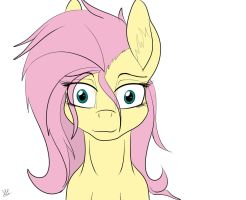 Fluttershy owo by infernal69