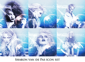 Sharon Van De Pas by Nyssa-89