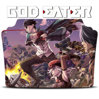 God Eater by rest-in-torment