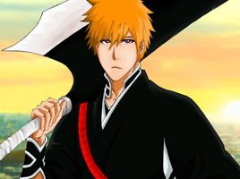 New Ichigo by Serania