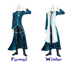 SoC - Alone's design by huina