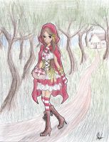 AT: Red Riding Hood by muffinmonkey72