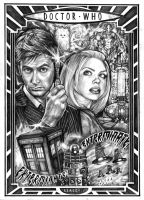 DOCTOR WHO - season 2 by AdrianaMelo