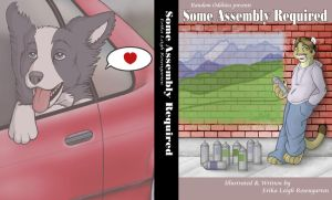 Some Assembly Required Cover by mlaproductions