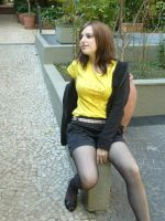 stock Yellow 9 by LianViolet
