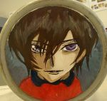 Lelouch stool by KHchick101