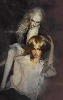 Shannon and Kenneth by cottongrey