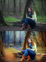 Before/After 8 by Malina1818