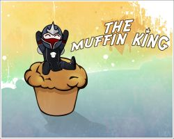 The Muffin King by iria2k