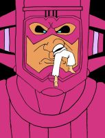 Galactus knows... by X2j2012