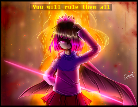 You will rule them all (Speedpaint coming soon) by CamilaAnims