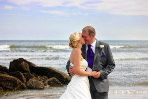 Julie and Terry's Wedding - The Embrace by ExposurePersonality