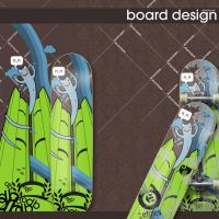 board design by AlfredBiolek