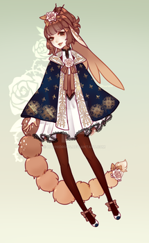 [P] Temperance Outfit thingy by Kuumone
