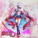 Maika Vocaloid 3 by Abigail20