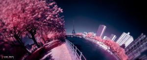 Planet Paris by bamboomix