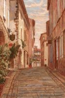 Grimaud, France by Built4ever