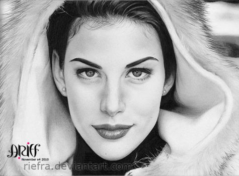 Liv Tyler by riefra