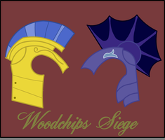 Woodchips Siege by Vector-Brony