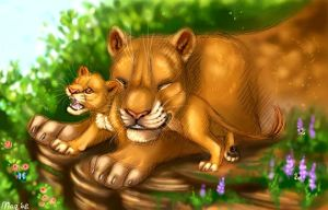 Superman by Maquenda