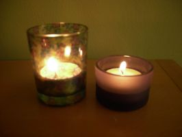 Stock: Little Candles by Ireth-stock
