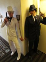 Spy vs Spy Cosplay by JakTheRipper13