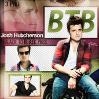 PNG Pack(379) Josh Hutcherson by BeautyForeverr