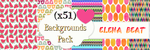 Background pack (x51 backgrounds) by MeggyWorldDolphin