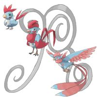 Evolutive Chain Of Sprintail by Random1500