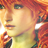Final Fantasy 13 Vanilla icon FREE by DieVentusLady