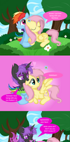 The Changing (MLP Comic) by Law44444