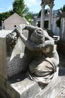 Lisbon Cemetery Stock 44 by Malleni-Stock