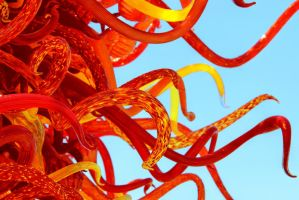 Summer Sun, Dale Chihuly by TheSleepyRabbit