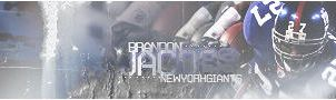 Brandon Jacobs by N4S-GFX
