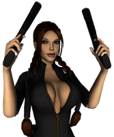 Lara Render 05 by TRDaz
