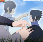 Sasuke recordando 2 by LiderAlianzaShinobi