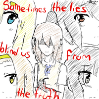 The Truth Will Set You Free by imuffinator
