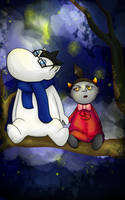 MoominStuck by AneNJ