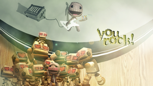 YouRock Lttle Big Planet 2 by XxrashxX