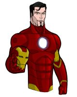 Tony Stark by Remortal
