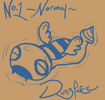Dunsparce by ToddM