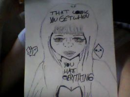 Hate Everything by 2-2minutestomidnight