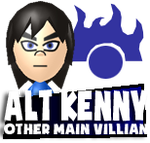 Mii Profile Icon - Alternate Kenny by Kulit7215