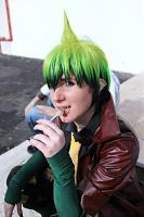 Let's Play  Amaimon Ao No Exorcist by Floreshiry