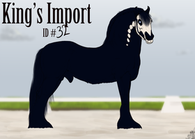 #32 Faime King's Import by emmy1320