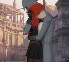 Arno and Elise ~ Assassin's Creed Unity by TheMuseumOfJeanette